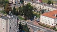 Panoráma mesta Sobrance